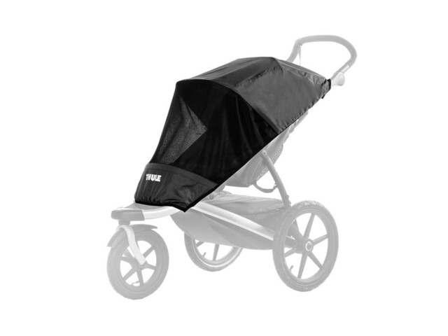 Thule Urban Glide 2 seater black